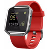 Siliconen Polsband Fitbit Blaze Rood