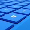 detail Surface Pro Type Cover Qwerty Zwart