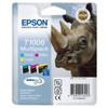 voorkant Epson T1006 CMY Ink Cartridge Multi Pack
