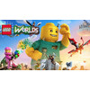 product in gebruik LEGO Worlds PS4