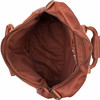 binnenkant The Bag Cognac