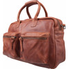 rechterkant The Bag Cognac