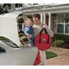 product in gebruik Baby Travel Cot Baby Luxe Red