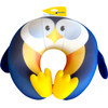 Travel Blue Penguin Fun Pillow