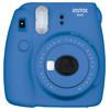 voorkant Fuji Instax Mini 9 Cobalt Blue