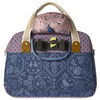 achterkant Boheme Carry All 18L Indigo