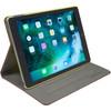 linkerkant Apple iPad (2017) Easy-Click Hoes Bruin