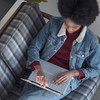 product in gebruik Surface Laptop - i5 - 4 GB - 128 GB