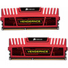 Vengeance 8 GB DIMM DDR3-1600 CL 9 rood - 2
