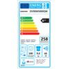energielabel WW90J5426FW + Samsung DV90M5000QW