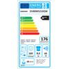 energielabel WW80K6604QW + Samsung DV80M5210QW