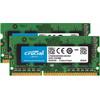 Standard 8 GB SODIMM DDR3L-1600 2 x 4 GB - 2