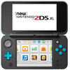 bovenkant 2DS XL + Super Mario 3D Land bundel