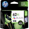 verpakking HP 62XL Cartridge 3-Kleuren (C2P07AE)