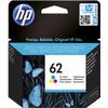 2x HP 62 Cartridge Kleur