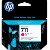 HP 711 Ink Cartridge Magenta 3-Pack (CZ135A)