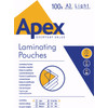 Apex Lamineerhoezen 75 micron A3 (100 stuks)