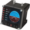 linkerkant Saitek Pro Flight Instrument Panel PC