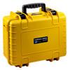 B&W type 4000 geel met plukschuim