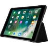 "rechterkant Teknical iPad Pro 10,5"" Hoes Zwart"