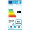 energielabel Samsung UE43MU6100 + Samsung HW-K335