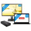 1 scherm -Lenovo ThinkPad E570 - i5-8gb-