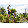 product in gebruik City Gardening Tuinslangset 7,5m