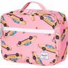 Herschel Pop Quiz Lunchbox Strawberry Ice Taxi
