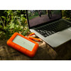 product in gebruik Rugged Thunderbolt 1 TB