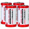 Perfectpro NiMH batterijen 4 x C