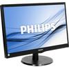 linkerkant Philips 223V5LHSB2/00 + HDMI kabel