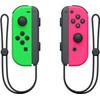 bovenkant Switch Joy-Con set Splatoon Groen / Roze