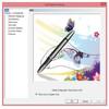 product in gebruik Panora Widescreen Grafische Tekentablet
