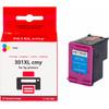 verpakking 301 Cartridge 3-Kleuren XL (CH564EE)