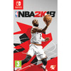 NBA Basketball 2K18 Switch