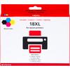 Huismerk 18 XL 4-Kleuren Pack voor Epson (C13T18164010)