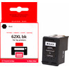 verpakking HP 62XL Zwart (C2P05AE)