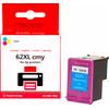 verpakking HP 62XL Cartridge Kleur (C2P07AE)