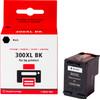 verpakking 300 Cartridge Zwart XL (CC641E)