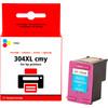 verpakking 304XL 3-kleuren Pack voor HP printers