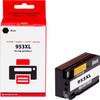 verpakking 953XL Zwart voor HP Printers (PJ-H953BK)