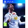 bovenkant FIFA 18 PS4
