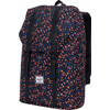rechterkant Retreat Mid-Volume Black Mini Floral