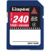 Kingston SDHC 16 GB Video Card