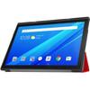product in gebruik Lenovo Tab 4 10 inch Smart Tri-Fold Cas