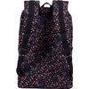 achterkant Retreat Mid-Volume Black Mini Floral