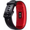achterkant Samsung Gear Fit 2 Pro Zwart/Rood S
