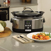 product in gebruik Crock-Pot Slowcooker Next Gen 5,7 L