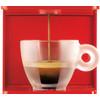 product in gebruik Y3 Espresso & Coffee Rood