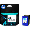 verpakking HP 28 Tri-colour Ink Cartridge 3-Kleuren